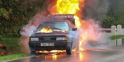 566:车子自燃没有买自燃险保险能赔吗 可这样申请理赔